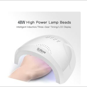 SUNone UV/LED Nail Lamp 48w